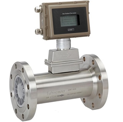 flow meter for chemical feeder
