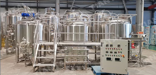 microbrewing equipment