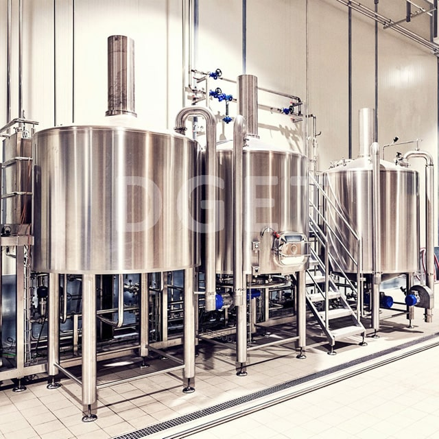 Brewing Systems Equipment