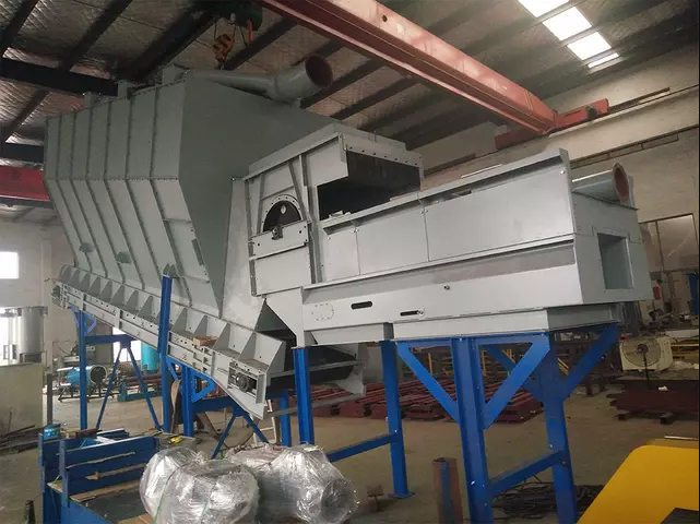 Automatic Waste Separation System